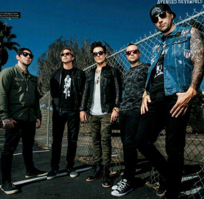 Avenged Sevenfold #A7X