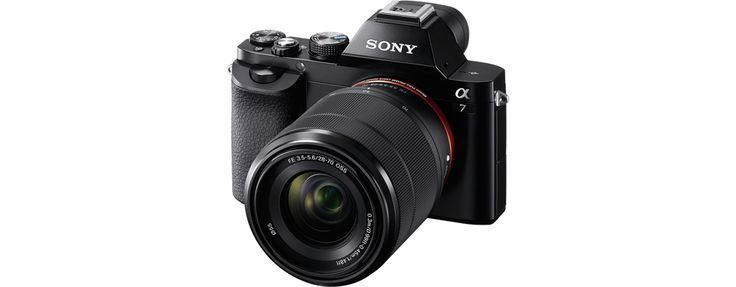 Petit appareil photo vidéo a7 | APN vidéo | Sony FR