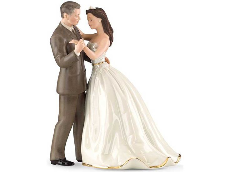 Wedding Statue Gifts: Lenox Moments In Life Father-Daughter Dance Figurine