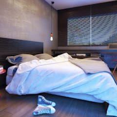 moderne Schlafzimmer von AF Arquitetura