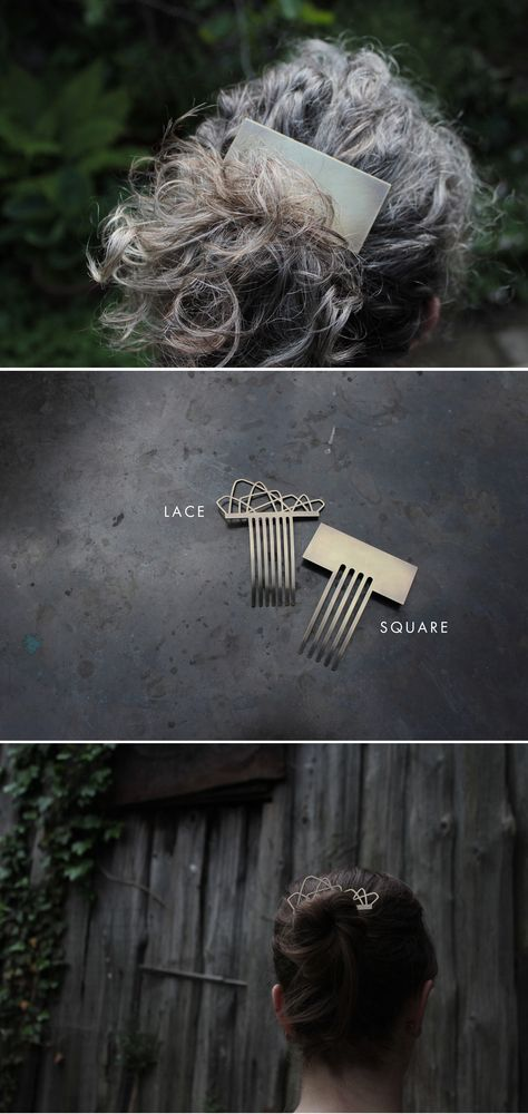 WSAKE - Hair Combs