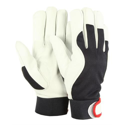 Protective Glove For Precise Montage And Works