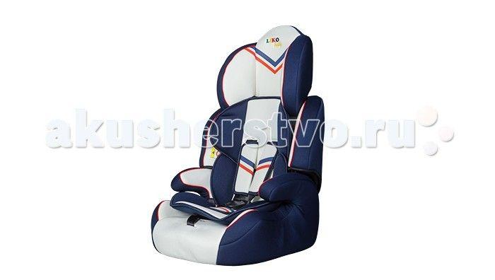 Автокресло Liko Baby LB 517  Автомобильное кресло Liko Baby LB 517 разрабатывается и выпускается для детей весом от 9 до 36 кг (от 1 года до 12 лет). Кресло соответствует всем нормам и требованиям безопасности.   Особенности: Надёжный и практичный замок фиксации интегрированных ремней 5 точечная система ремней безопасности Форсированный ударопоглощающий подголовник Опции угла наклона спинки автокресла Простой в использовании механизм регулировки угла наклона кресла Оборудовано боковой…