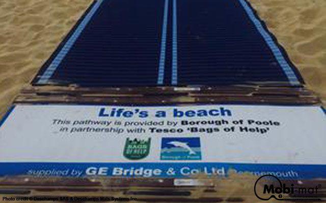 Mobi Mat Beach Access Mat Surface Matting For Wheelchairs Photo Matting Mats Beach