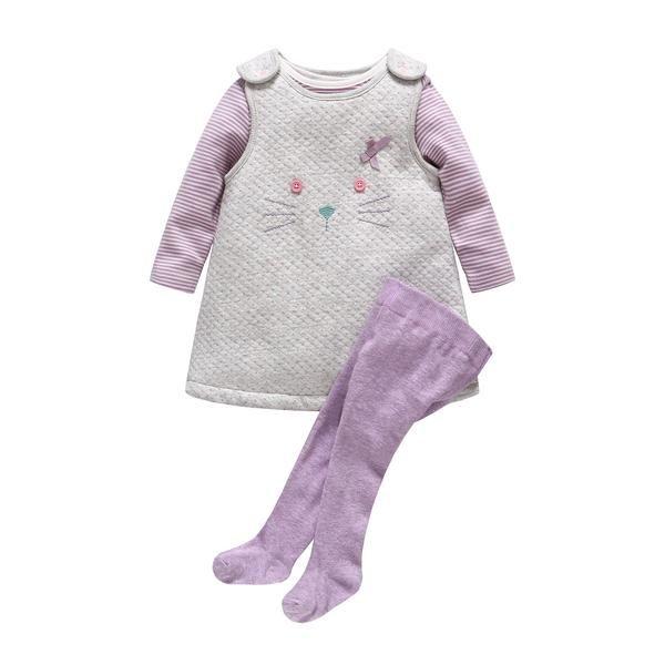 Adorable Baby Girl Cat Dress