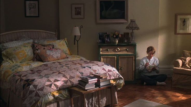 You've Got Mail - that room...