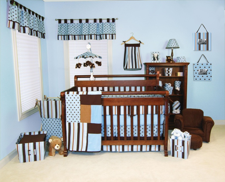 Max Crib Bedding Set Item #: 119708