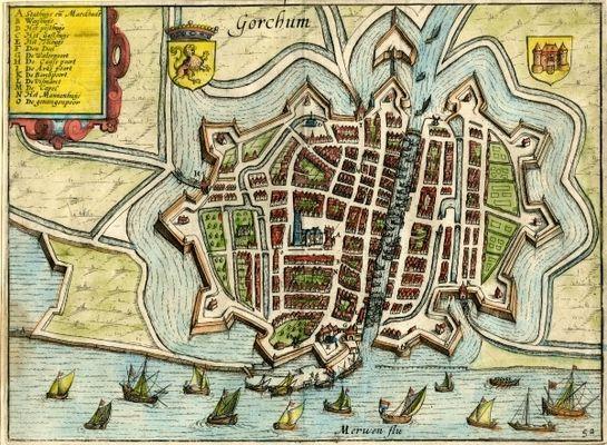 Poëzieroute - Forten