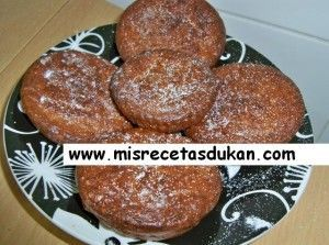 Una de las variantes de galletas Dukan que más me gustan. Estas galletas dukan de chocolate y naranja os encantarán, y abiertas a nuevas variaciones.