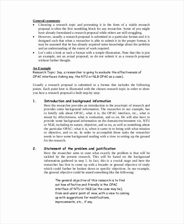 Undergraduate Research Proposal Examples Best Of Choose From 40 Research Proposal Templates Examp Research Proposal Example Research Proposal Proposal Sample