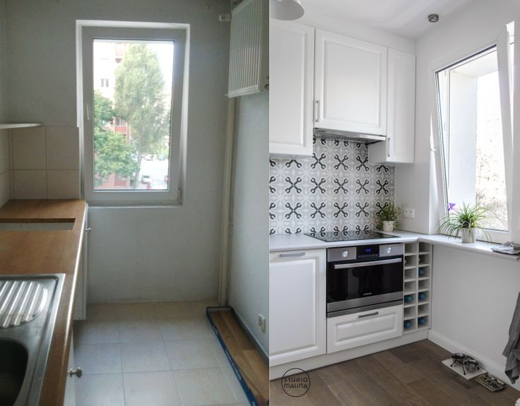 before and after project: www.studiomalina.pl
