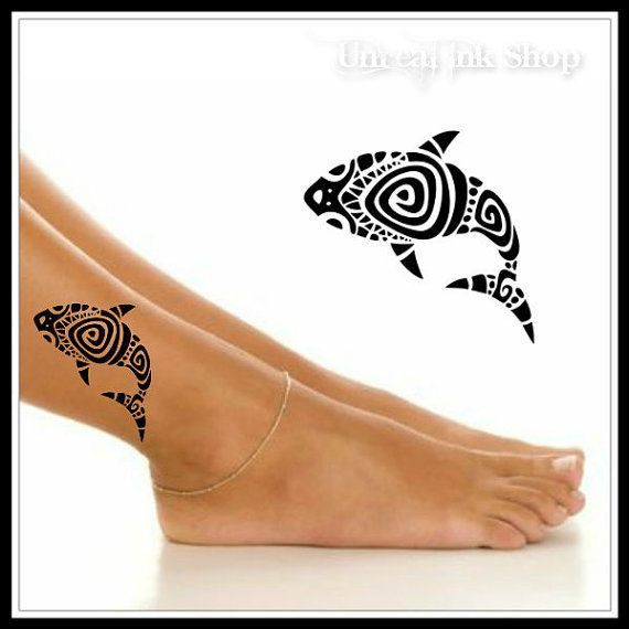Hey, I found this really awesome Etsy listing at https://www.etsy.com/listing/196982722/temporary-tattoo-fish-waterproof-ultra