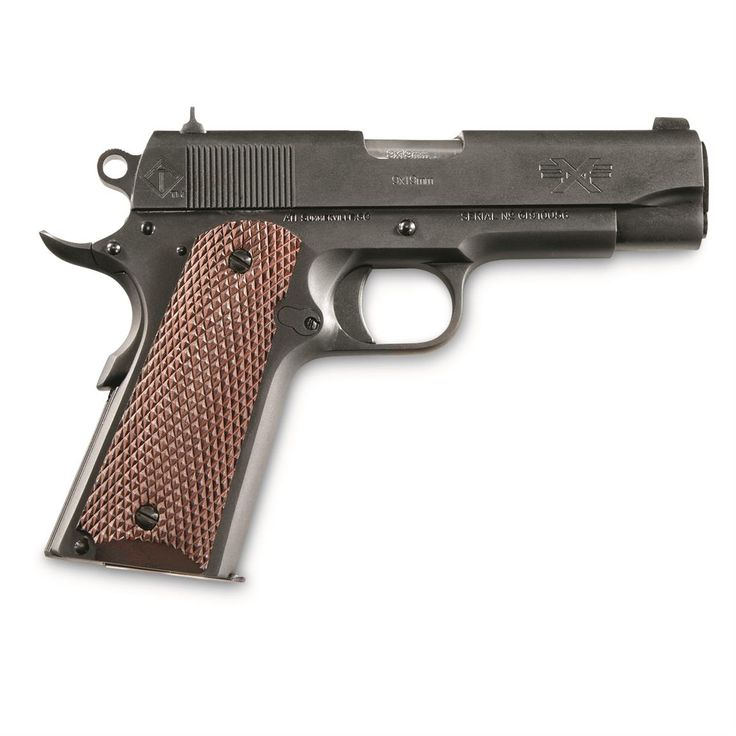 "ATI Firepower Xtreme GI 1911, Semi-Automatic, 9mm, 4.25"" Barrel, 9+1 Rounds"