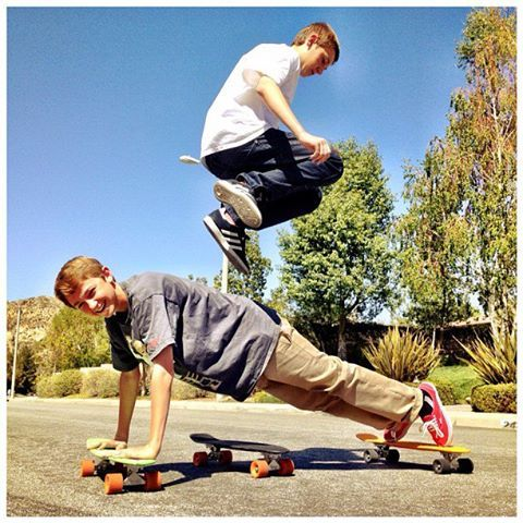 Learning To Skateboard | Tactics