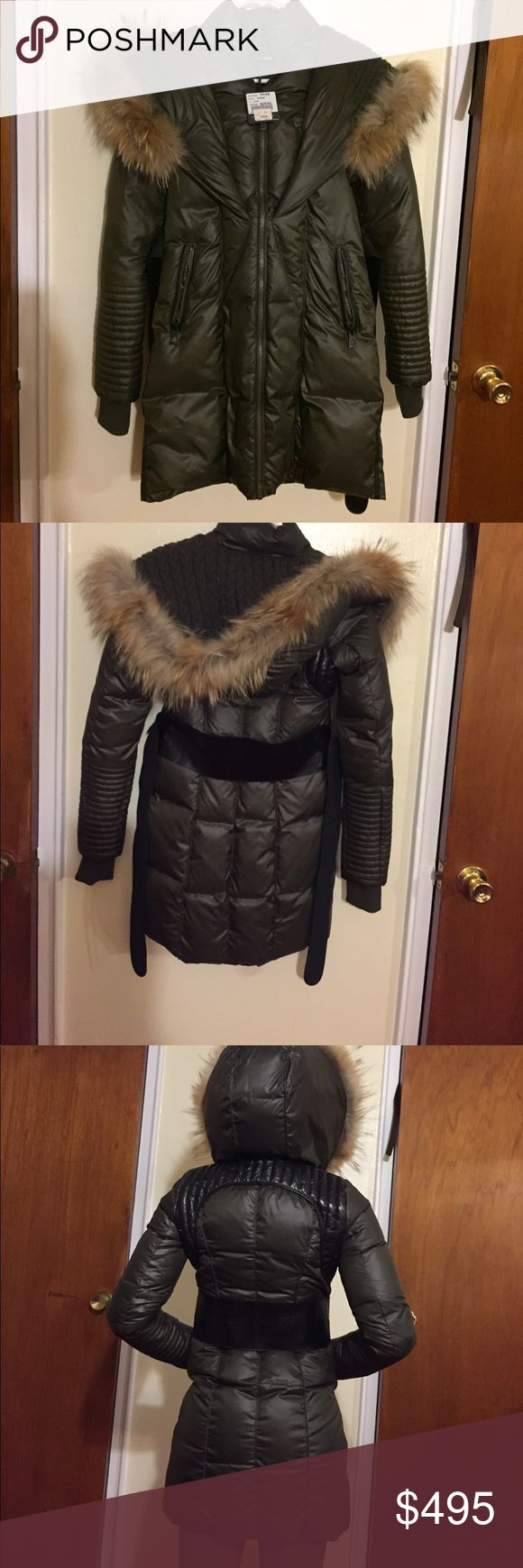 Winter Jacket Brand New Rudsak winter jacket very warm. Detachable straps RUDSAK Jackets & Coats Puffers