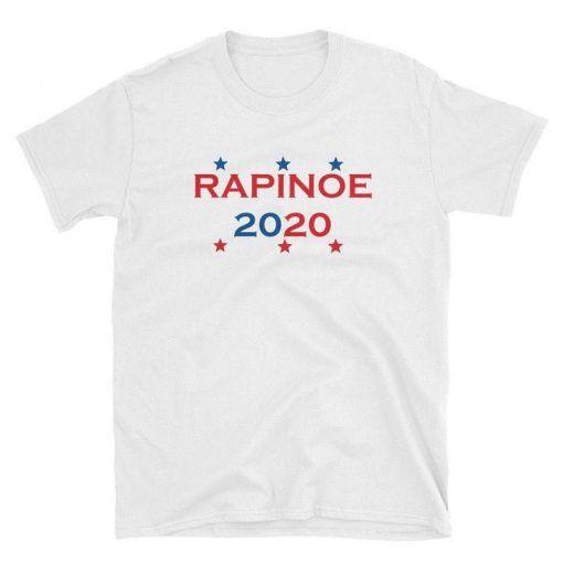 Rapinoe 2020 Funny Election Vote Unisex T-Shirt
