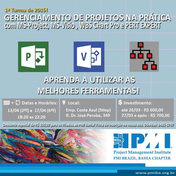 PMI-BA -Curso Gerenciamento de Projetos na Prática