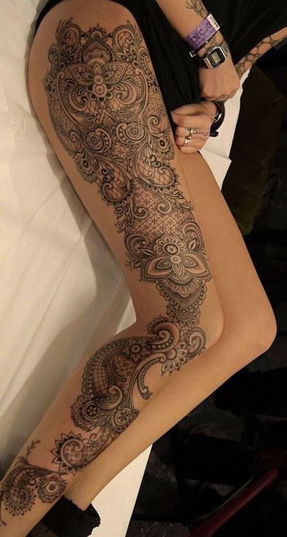 Amazing Tribal Tattoos For Women To Catch All The Attention