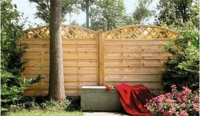 Holz Sichtschutzzäune günstig online kaufen