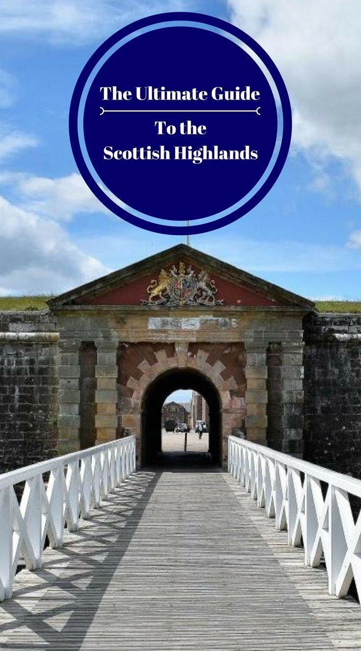 Visiting the Scottish Highlands. What to see in the Scottish Highlands.