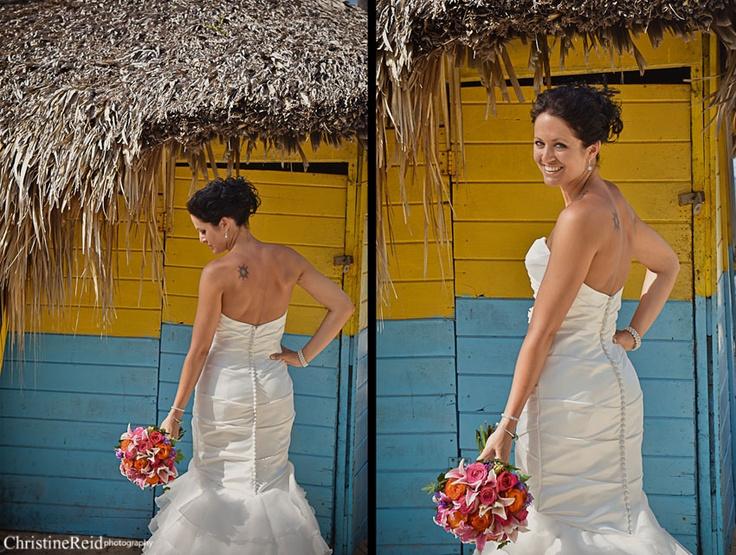 Destination Wedding Pose