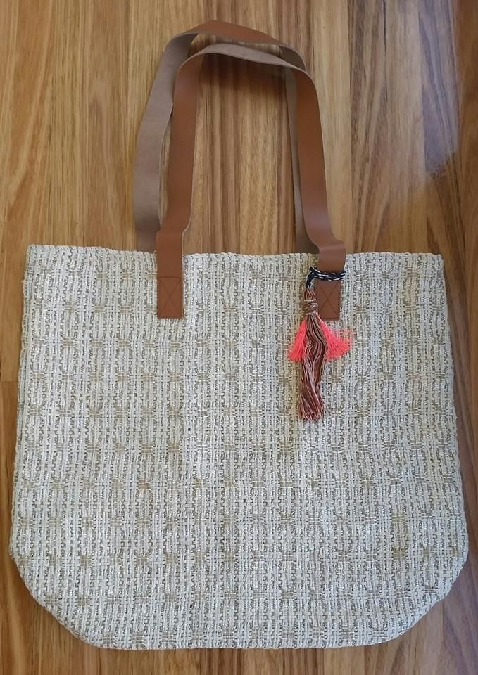 Natural Handbag $65 See Milly Rose's facebook page for price & availability. If you wish to purchase Private Message us via facebook.