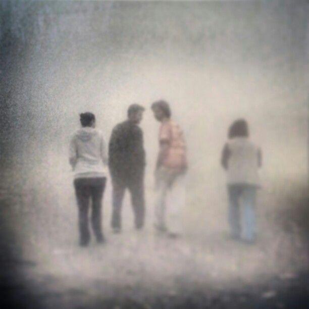 Walking into the fog... Kackar Mountains, BlackSea,  Turkey