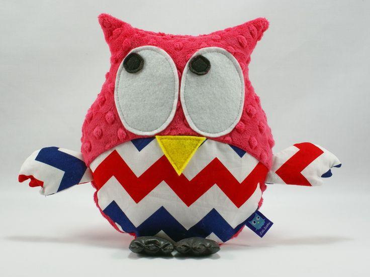 #owl #chevron #handmade #littlesophie