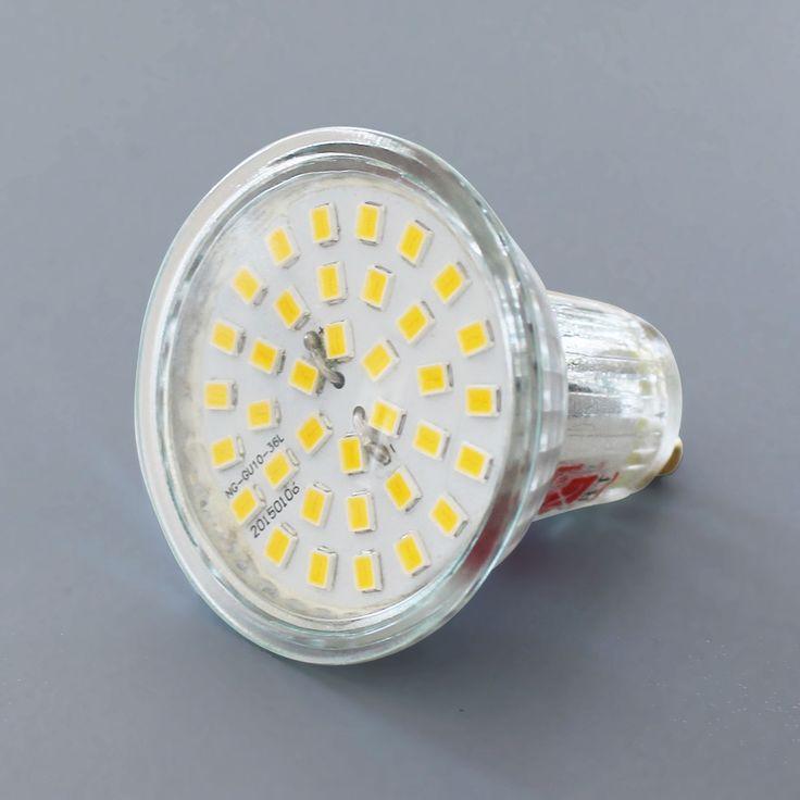 Good LED Spot Lampe Glas Watt GU V