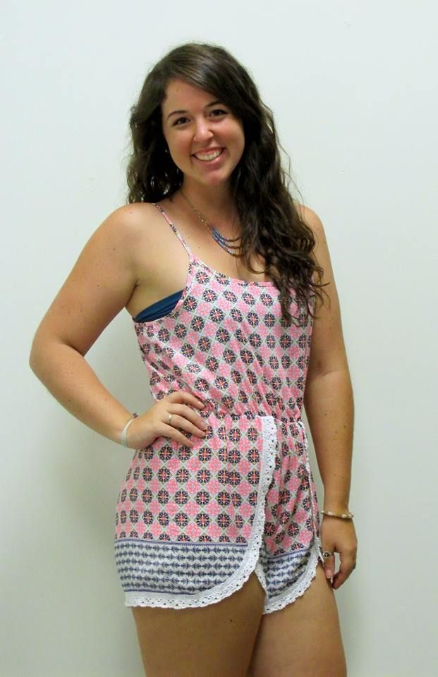 082deee9df17 You will love this adorable romper. Perfect for your summer VACAY! Call to  hold! We can ship anywhere!