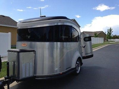 2007 Airstream Basecamp for sale in Salt Lake City, Utah, Usa - Used RVs For Sale