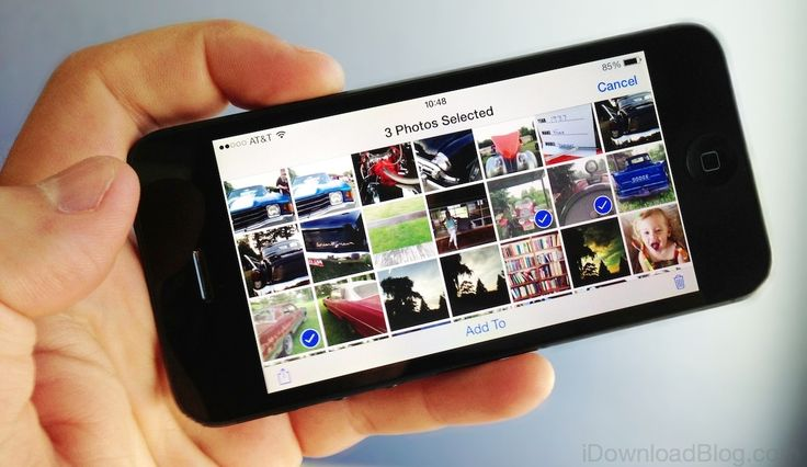 Four simple ways to back up your iPhone photos by Lory Gill, idownloadblog: Also free up your iCloud storage! #iPhone_Photo_Backup