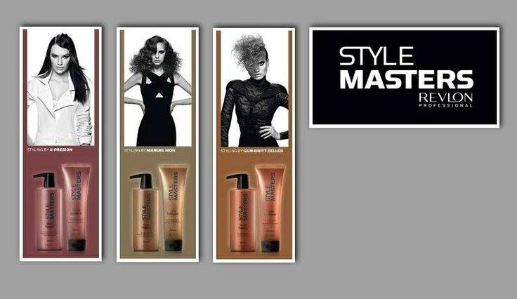 Style masters lancia nel 2014 la prima linea hair care. Per chi ama capelli lisci e setosi, capelli voluminosi e ricci idratati e definiti. Fantastici!!! Provare per Credere!!!