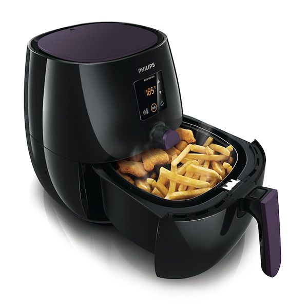 Air fryer. So Fried food and your new years resolution can coexist after all.