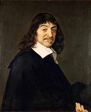 "René Descartes (31 Mar. 1596 - 11 Feb. 1650) was a French philosopher, mathematician, & scientist, frequently dubbed the ""Father of Modern Philosophy"" as much of Western Philosophy is a response to his writings. Descartes invented Analytic Geometry, laid the foundation for Rationalism, & his work ""Meditations on First Philosophy"" is still a standard among philosophical scholars."