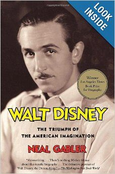 If you're looking for a Walt Disney biography, look no further: this one outshines any previous one both in scope and in detail. A must-read for true Disney fans who want to learn more about who created it all ==> http://mydisneybooks.blogspot.com/2014/02/walt-disney-triumph-of-american.html
