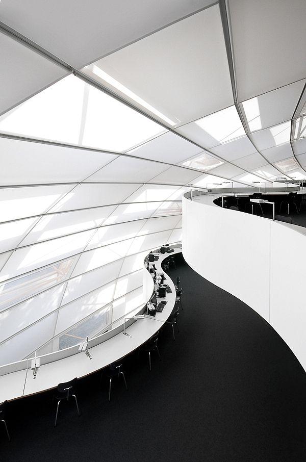 #modern #architecture #design #black #white #clean #simple