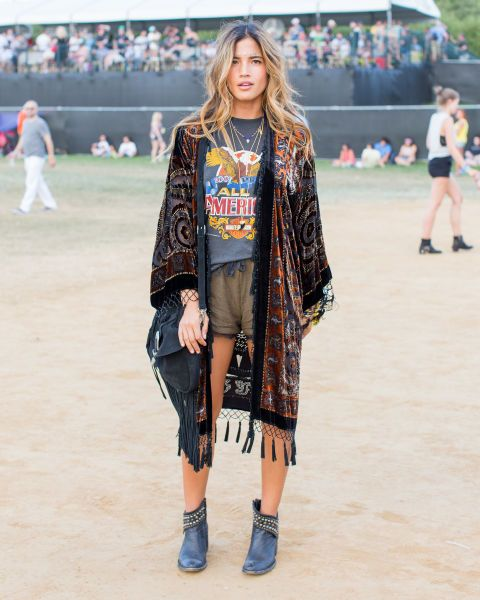 The Best Street Style and summer festival looks. Going to a music festival? We can help you pick the right outfit. Check out our guide.