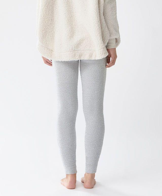 Legging doux - Bas - Dernières tendances Automne Hiver 2016 en mode femme chez OYSHO online : lingerie, vêtements de sport, pyjamas, bain, maillots de bain, bodies, robe de chambre, accessoires et chaussures.