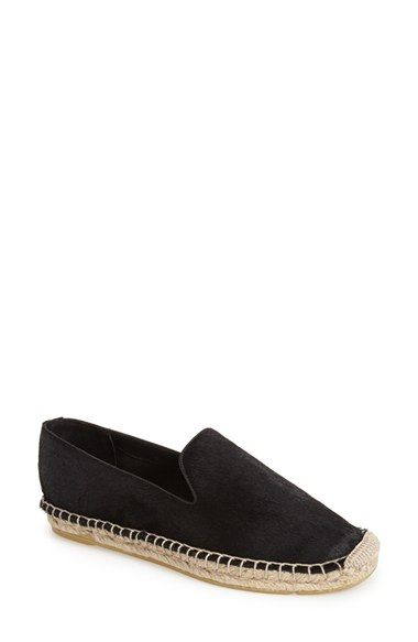 Delman 'Percy' Espadrille Flat (Women) available at #Nordstrom
