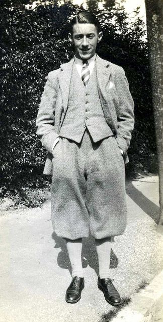 Plus fours UK 1930