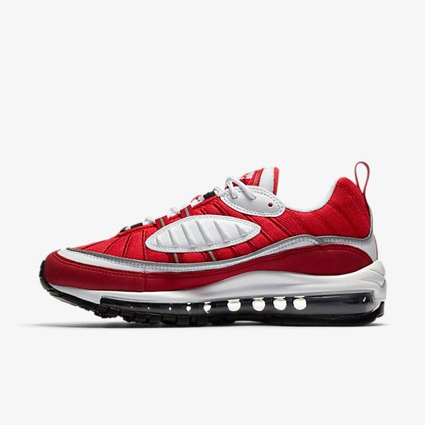 Nike W Personalisation Air Upcoming Max 98 Gym Red AH6799-101 Valentines Day wholesale Airmax Sneakers