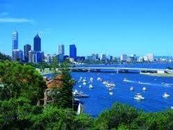 Perth skyline...