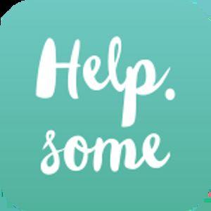 Help.some on sovellus, jonka avulla lapset ja nuoret voivat saada helposti tietoa ja neuvontaa huoliinsa ja ongelmiinsa liittyen. Sovelluksen tavoitteena on tarjota nuorille luotettavaa tietoa ja tukea koulutetuilta ammattilaisilta ja vapaaehtoisilta. Apua saa vaikka  kiusaamis- ja häirintätapauksissa, seksuaaliseen ahdisteluun ja hyväksikäyttöön liittyvissä kysymyksissä.