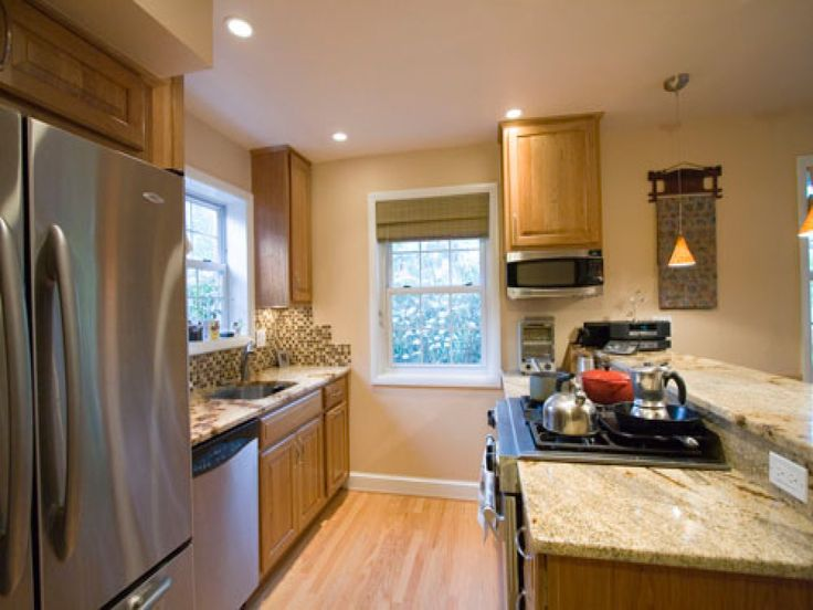 Open Galley Kitchen Designs best 25+ galley kitchen remodel ideas only on pinterest | galley