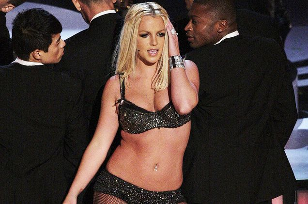 Britney Spears' 'Blackout' Turns 10: How Her Worst Year Gave Us Her Best Album | Billboard