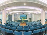 Auditorium la sala più grande, fino a 270 posti a sedere