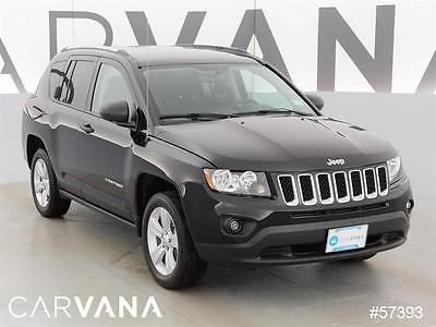 eBay: 2016 Jeep Compass Compass Sport Black 2016 Compass with 12412 Miles for sale at Carvana #jeep #jeeplife