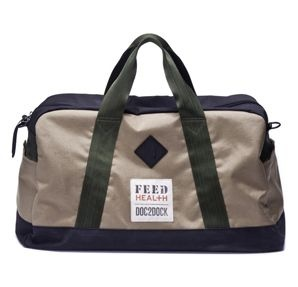 FEED HEALTH DUFFLE BAG: Bags Lov, Feeding Duffle, Bags Ooh, Feeding Bags, Health Duffle, Bags Support Doc2Dock, Duffle Bags, Bags 130, Feeding Health