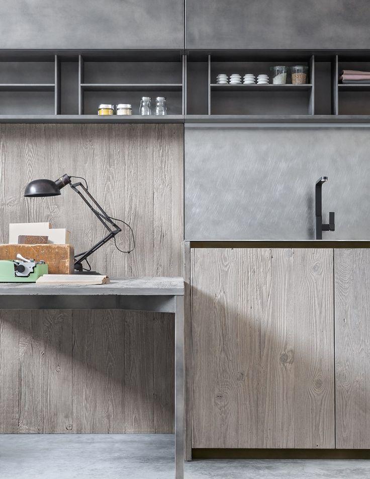 Linear Kitchen AXIS By Zampieri Cucine